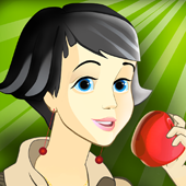 Snow White: Interactive Animation Cartoon Book